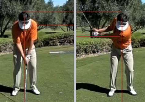 stack and tilt golf swing instruction the stack and tilt golf swing page 30 instruction and
