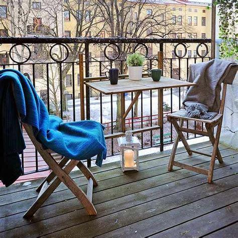 ideen für kleine terrassen design gestalten balkon