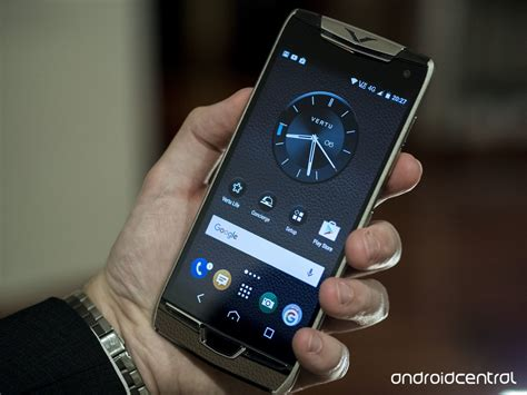 vertu phone 2017 price vertu constellation review the billionaire s phone