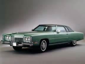 1972 Cadillac El Dorado 1972 Cadillac Fleetwood Eldorado L47 H