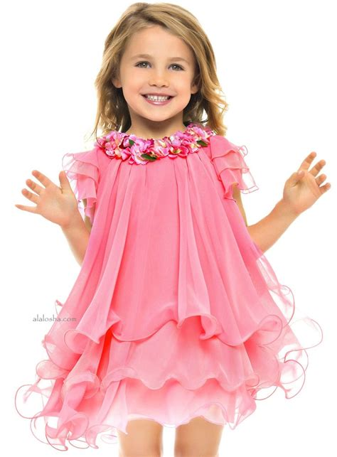 Dress Anak Flowery Cf01 alalosha vogue enfants lesy ss 15 collection is an injection of fashion детям