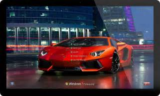 Lamborghini Themes For Windows 7 Lamborghini Cars Windows 8 Theme