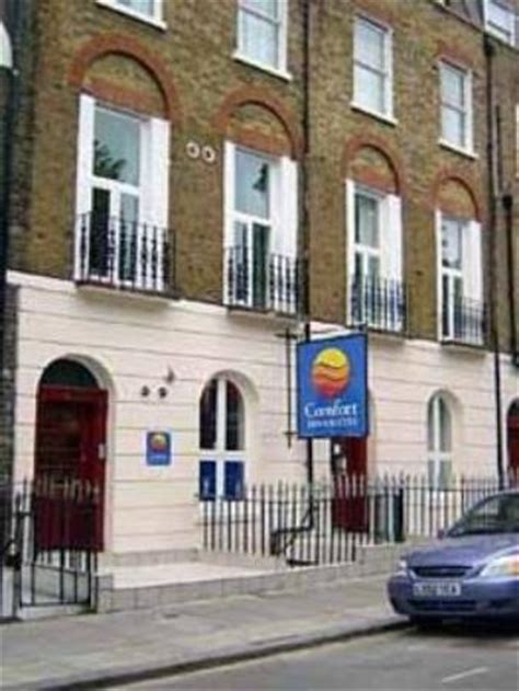 comfort inn london uk comfort inn and suites king s cross st pancras london