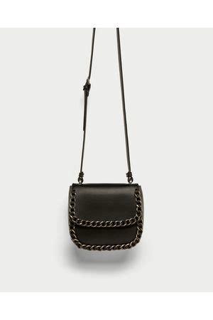 Zara Crossbody Go zara crossbody bag with chain detail