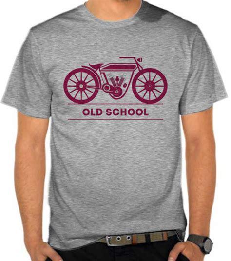 Kaos Motor Cycle jual kaos school motorcycle motor satubaju