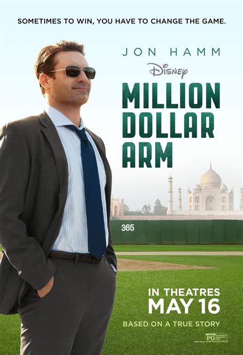 million dollar million dollar arm dvd release date october 7 2014
