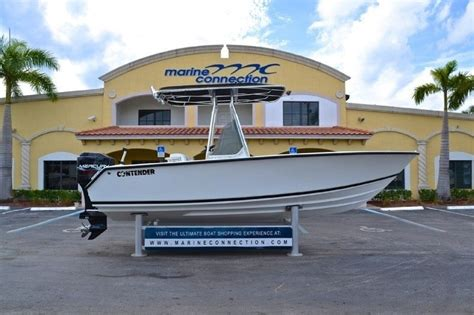 used contender boats for sale used 1995 contender 21 open fish center console boat for