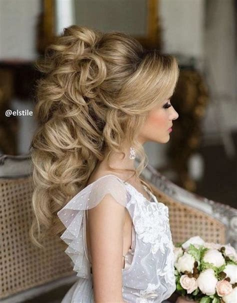wedding hairstyles for 50 yr olds 45 most romantic wedding hairstyles for long hair updo