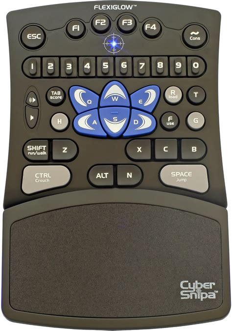 Keyboard Komputer Gaming aimpad pc gaming analog keyboard found on kickstarter