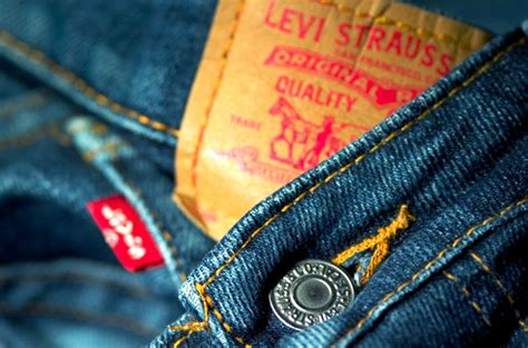 Celana Monday Denim Indigo levi strauss all time top 100 icons in fashion style