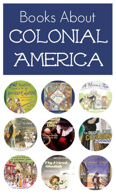 themes of children s literature in colonial america books about colonial america fantastic fun learning