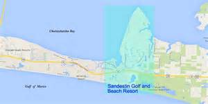 sandestin golf and resort