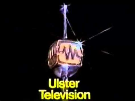ulster television logo   turning cube youtube