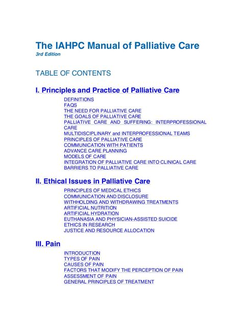 palliative care family meeting template palliative care family meeting template the iahpc