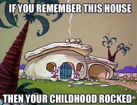flinstones house flintstones if you remember this house then your