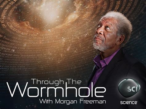 wormhole with freeman through the wormhole with freeman renewed for