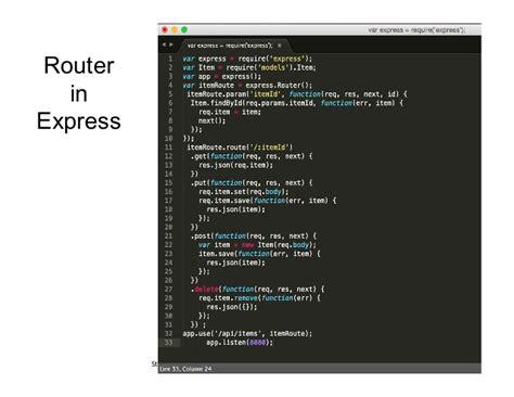 node js design pattern node js frameworks design patterns webinar