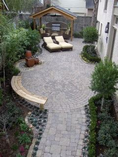 Patio Pavers Houston Paver Patios Traditional Patio Houston By Bellaire Pavers
