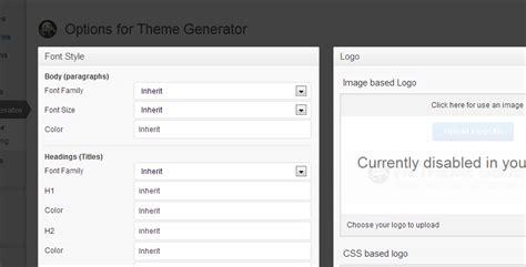 wordpress theme generator mac wordpress theme generator 171 create unlimited wordpress