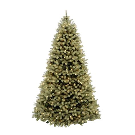 home accents holiday 10 ft pre lit downswept douglas fir