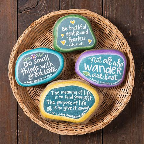 100 kindness rock painting ideas sayings i