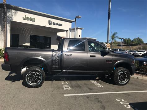 Thoughts on 2018 Power Wagon for pulling Demon   SRT