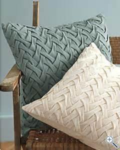 garden fence pillow cover garnet hill