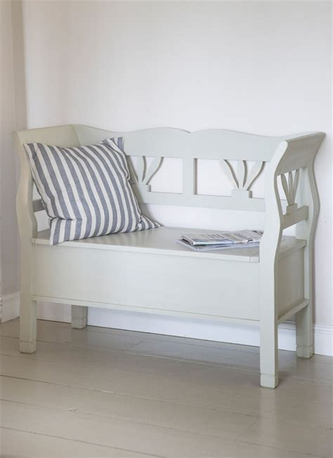 small wood storage bench small white wood storage bench