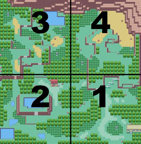 safari zone layout pokemon red safari zone map pokemon fire red images pokemon images
