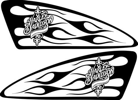 Rc Motorrad Harley Davidson by 17 Best Images About Harley Decals Airbrush Gas Tank