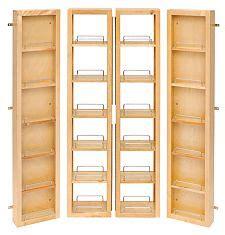 rev  shelf wp  kit wood  mm swing