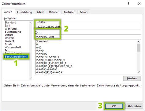 excel format zelle excel benutzerdefiniertes zahlenformat einrichten f 252 r