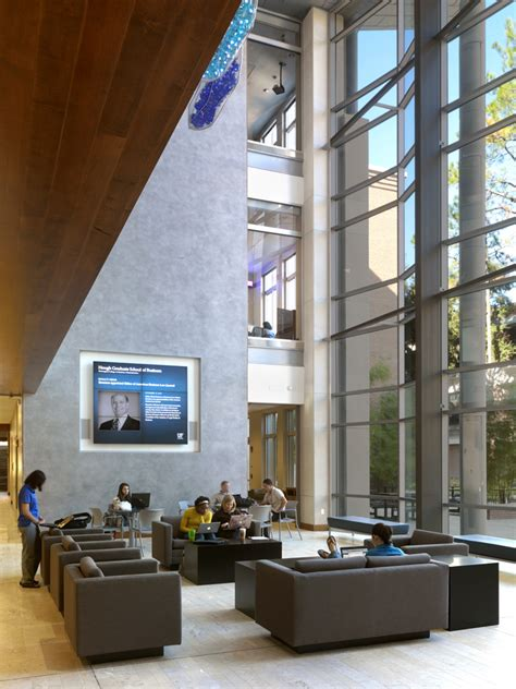 Hough Executive Mba by Uf Hough Rowe Architects