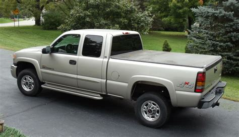 2004 gmc truck 2004 gmc 2500 hd 4wd 4dr truck