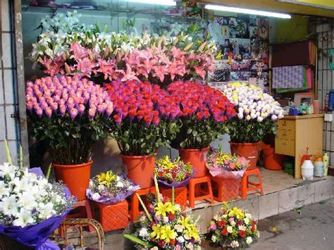 Local Flower Shops by Local Flower Shop Picture Of Guangzhou Guangdong