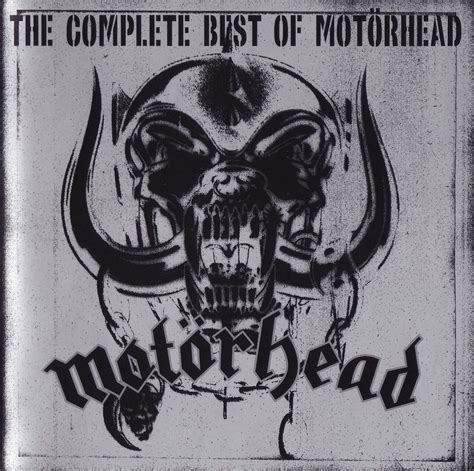 motorhead best of mot 246 rhead the complete best of motorhead best of