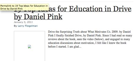 Mfa New Mba Daniel Pink by Chronically Curious The Independent Educator Finding
