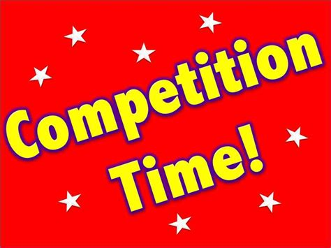 Competition Time at Gateway Insurance   Gateway Insurance