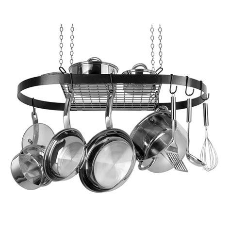 best 25 pot rack hanging ideas on pot rack