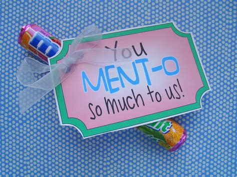 ways to say thank you on pinterest parent volunteers