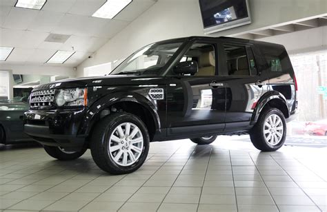 used land rover lr4 used 2013 land rover lr4 hse marietta ga