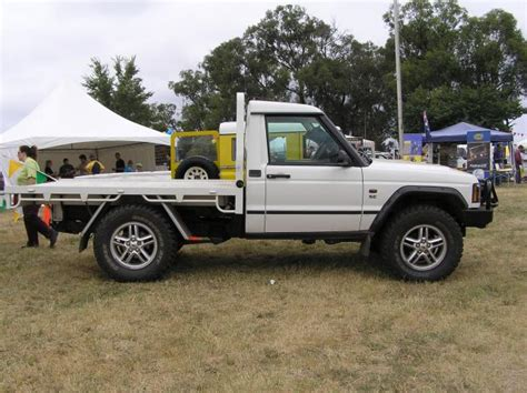range rover truck conversion disco pickup discovery forum lr4x4 the land rover forum