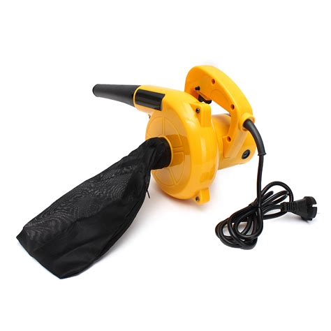 vacuum dust electric hand operated air blower for cleaning computer