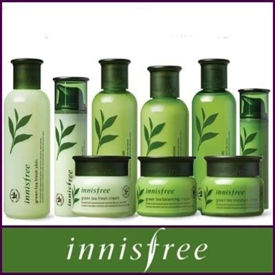 Harga Innisfree Cosmetics qoo10 korean cosmetics the golden fishery innisfree