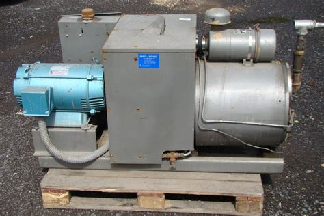 worthington 30 hp 3 phase monorotor air compressor 30 rs 120 b ebay