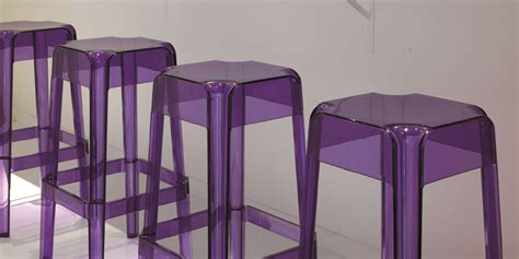 Clear Plastic Kitchen Stools by Plastic Stools Mobilclick