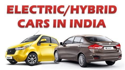 Hybrid Cars List by Top 5 Electric Hybrid Cars In India