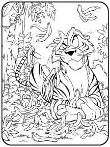 coloring pages jungle jungle coloring page az coloring pages