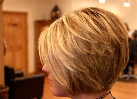 pictures of layered short bob haircuts front and back 20 layered hairstyles for short hair popular haircuts