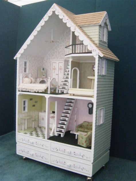 dollhouse wooden alpine dollhouse kit martin dollhouses